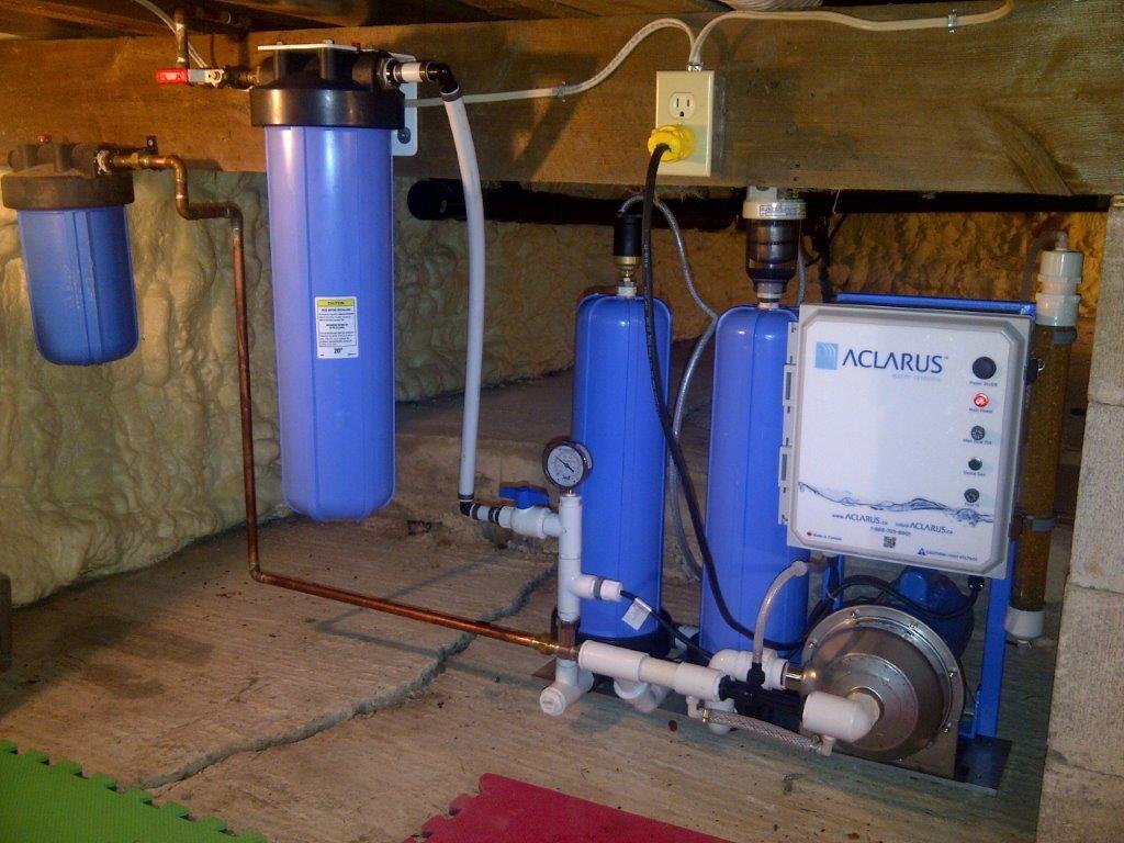 Arris Water Treatment & Technology | Ozone Treatment Technology