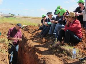 Soil Testing Workshop @ WiHI Conference